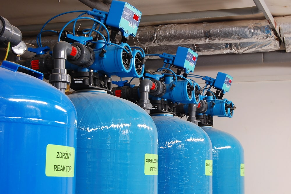 Blue heron water treatment and well service Bucks County pa, nj and surrounding areas arsenic removal