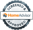 screened and approved home advisor logo