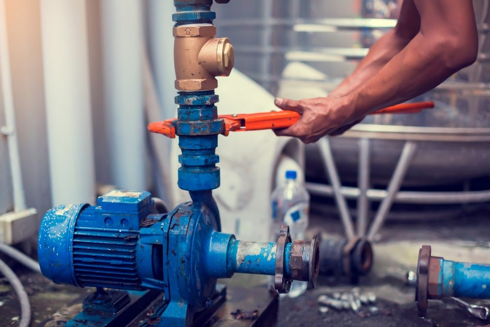 Blue heron water treatment and well service Bucks County pa, nj and surrounding areas public water treatment solutions