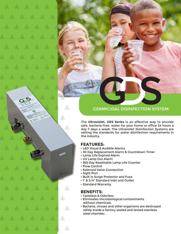 germicidal disinfection system