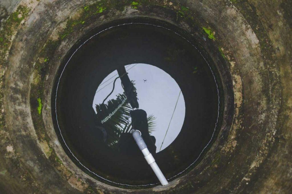 Blue Heron Water Water well water pressire